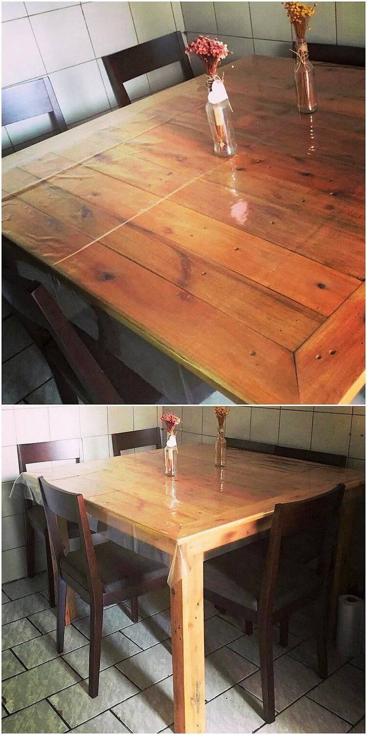 Pallet Dining Table