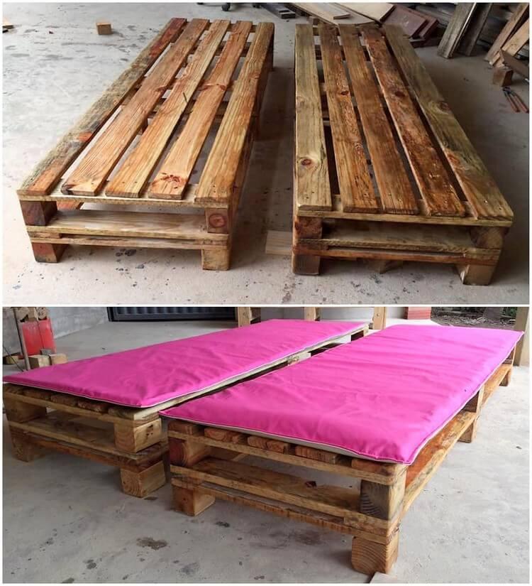 Pallet Beds