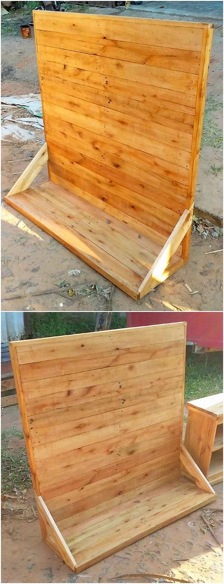 Wood Pallet Creation
