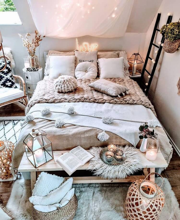Boho Home Decor (19)