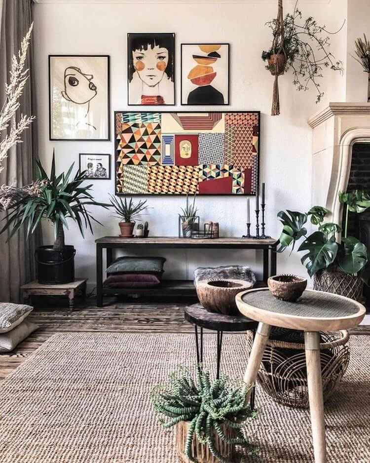 Boho Home Decor (31)