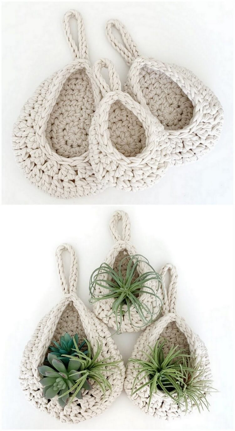 Crochet Basket Pattern (109)