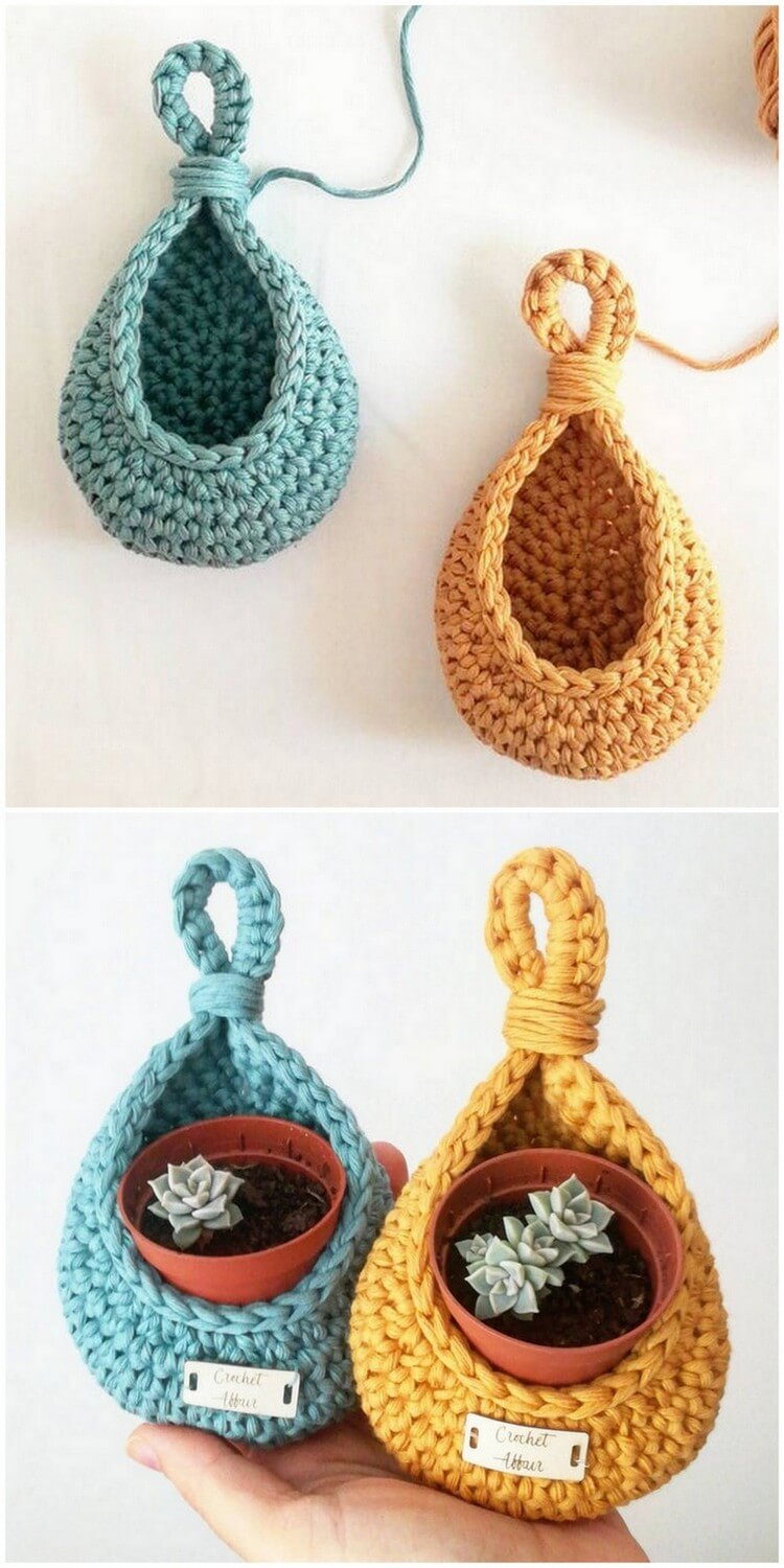 Crochet Basket Pattern (113)