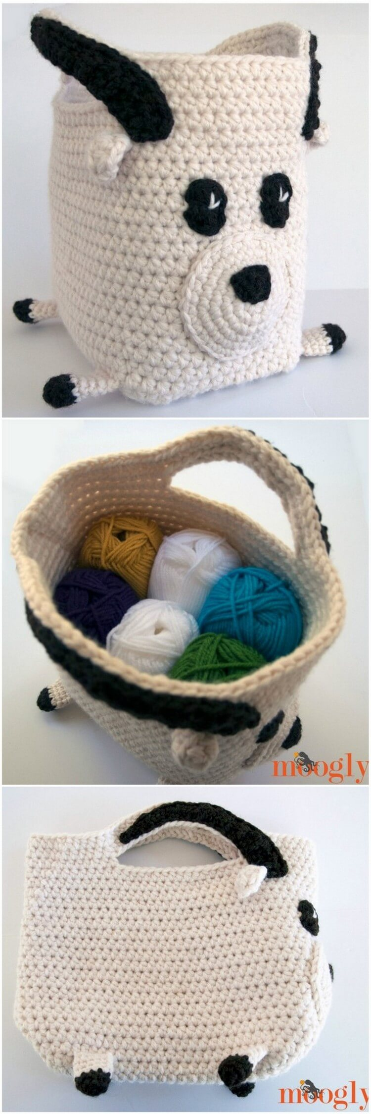Crochet Basket Pattern (59)