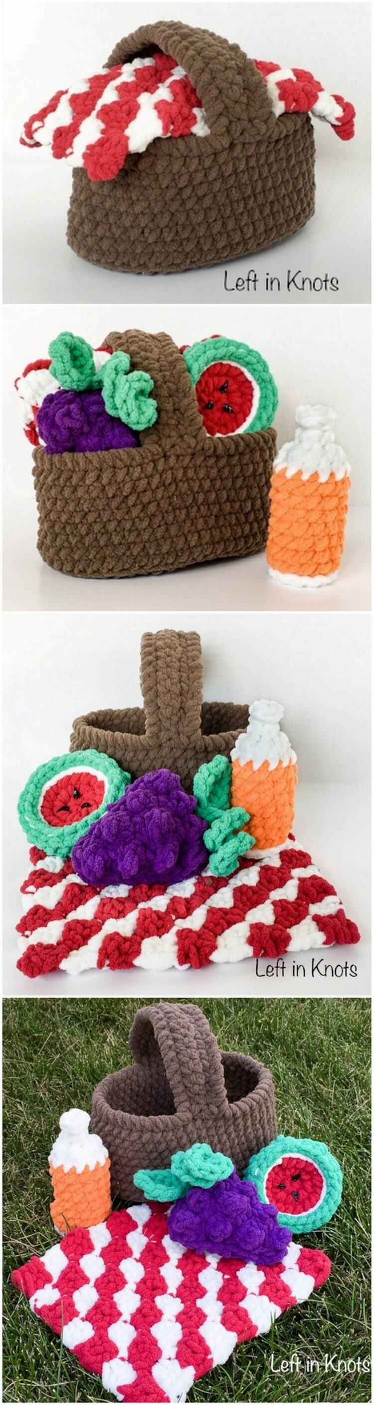 Crochet Basket Pattern (63)