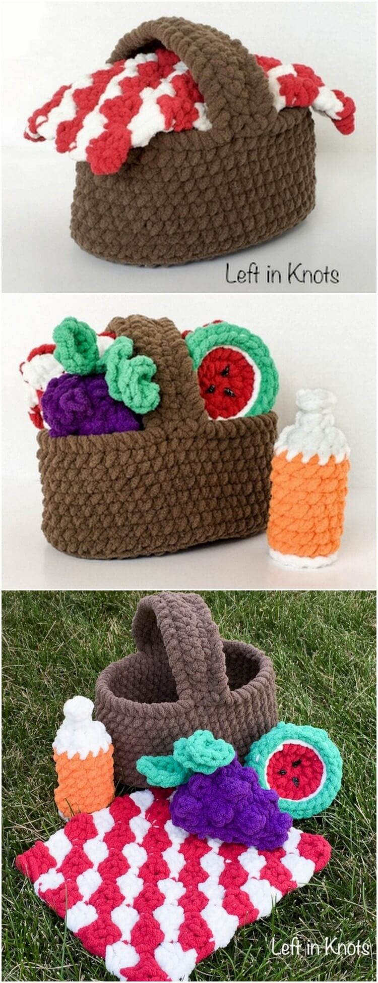 Crochet Basket Pattern (65)