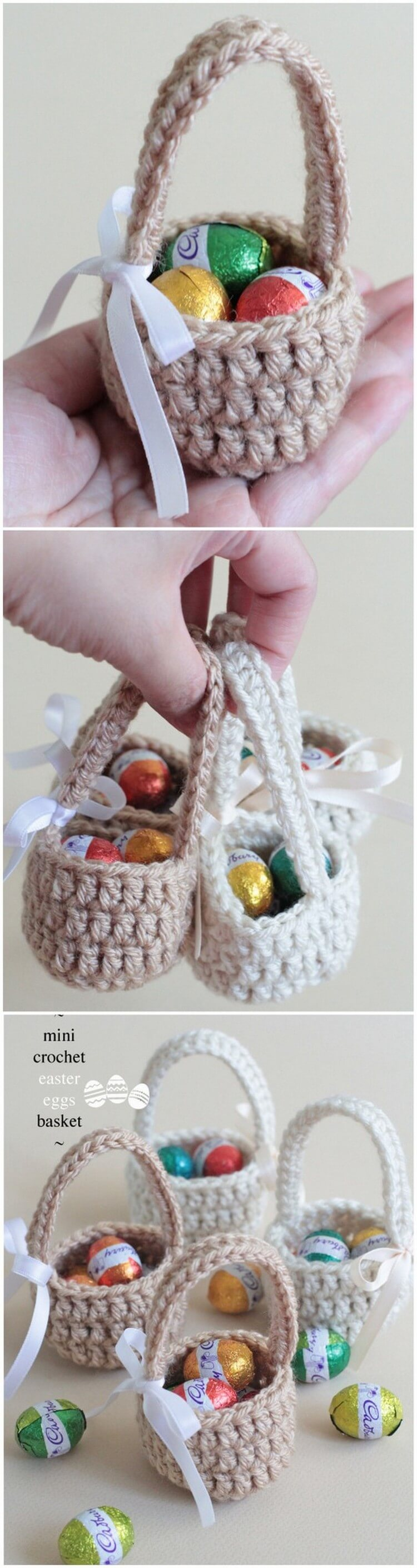 Crochet Basket Pattern (72)