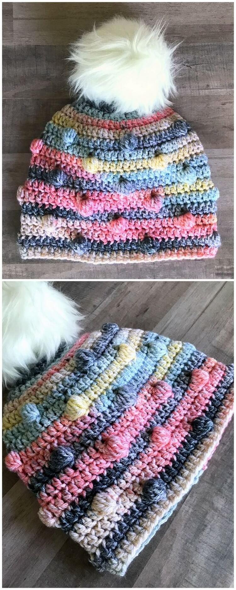 Crochet Hat Pattern (1)
