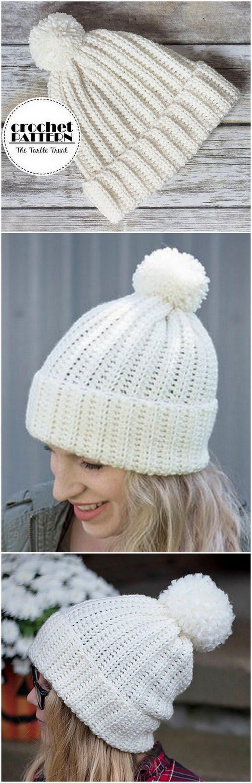 Crochet Hat Pattern (13)