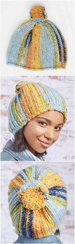 Crochet Hat Pattern (21)
