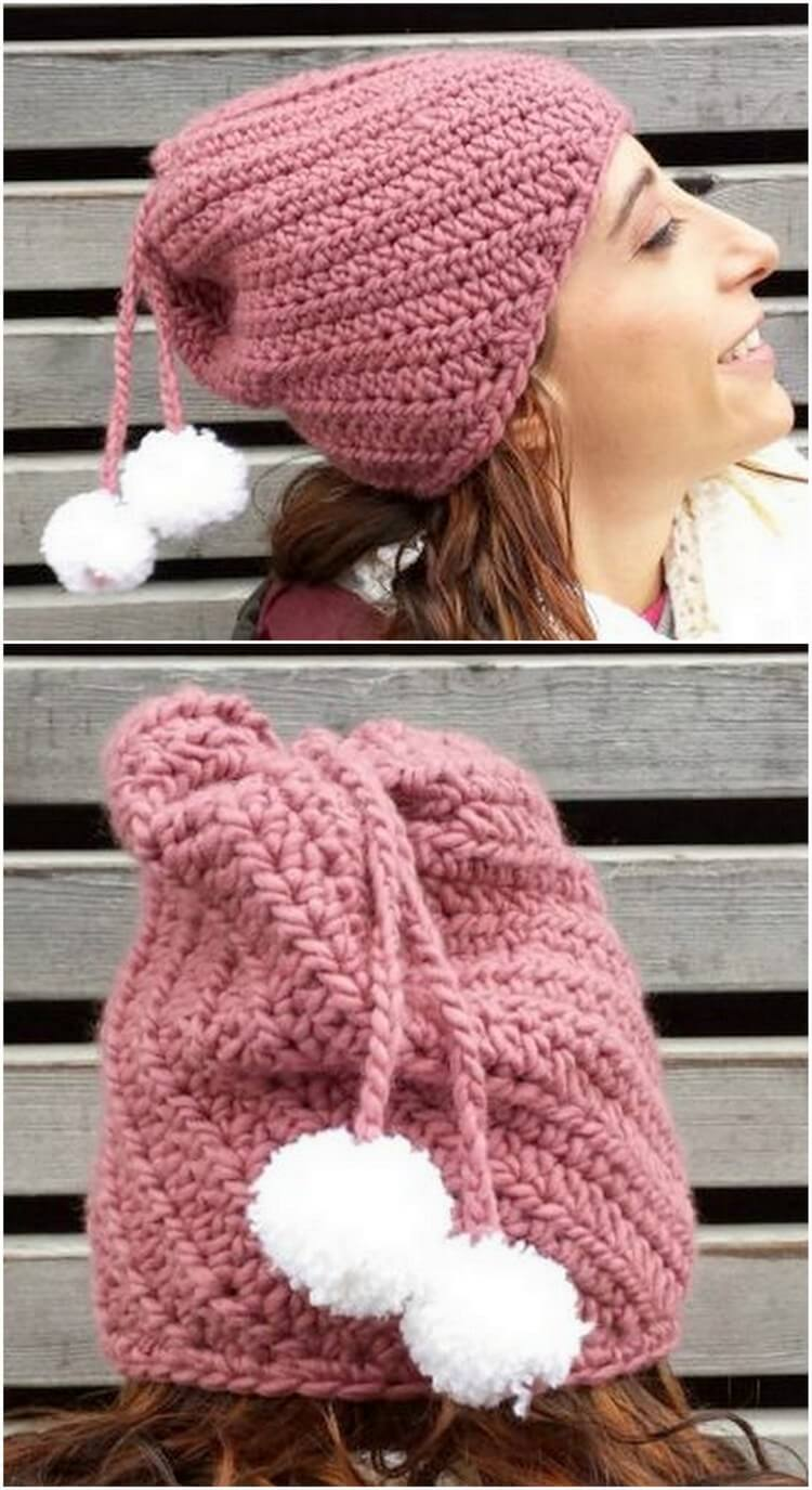 Crochet Hat Pattern (23)