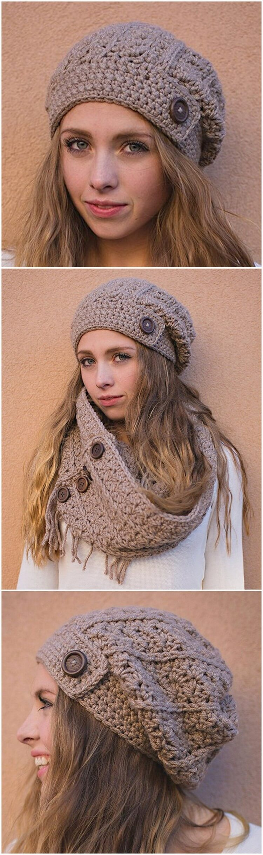 Crochet Hat Pattern (29)