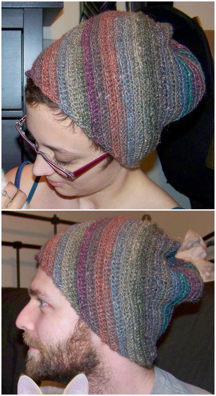 Crochet Hat Pattern (34)