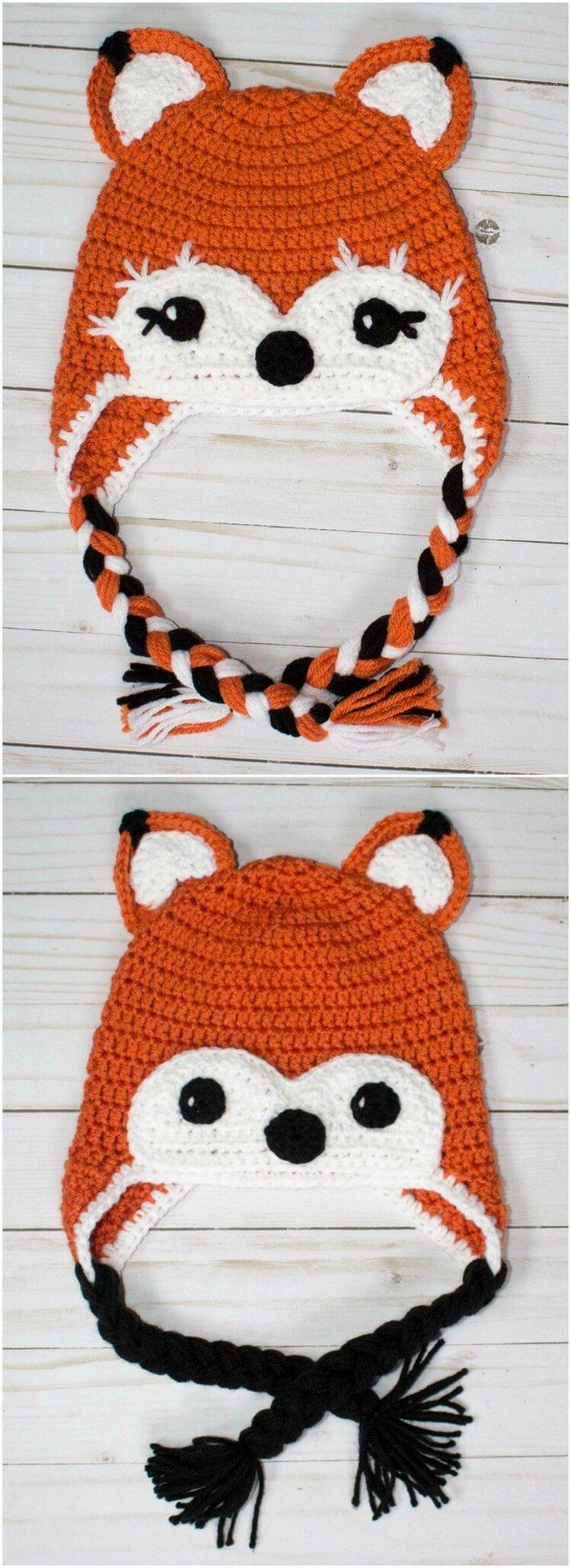 Crochet Hat Pattern (38)