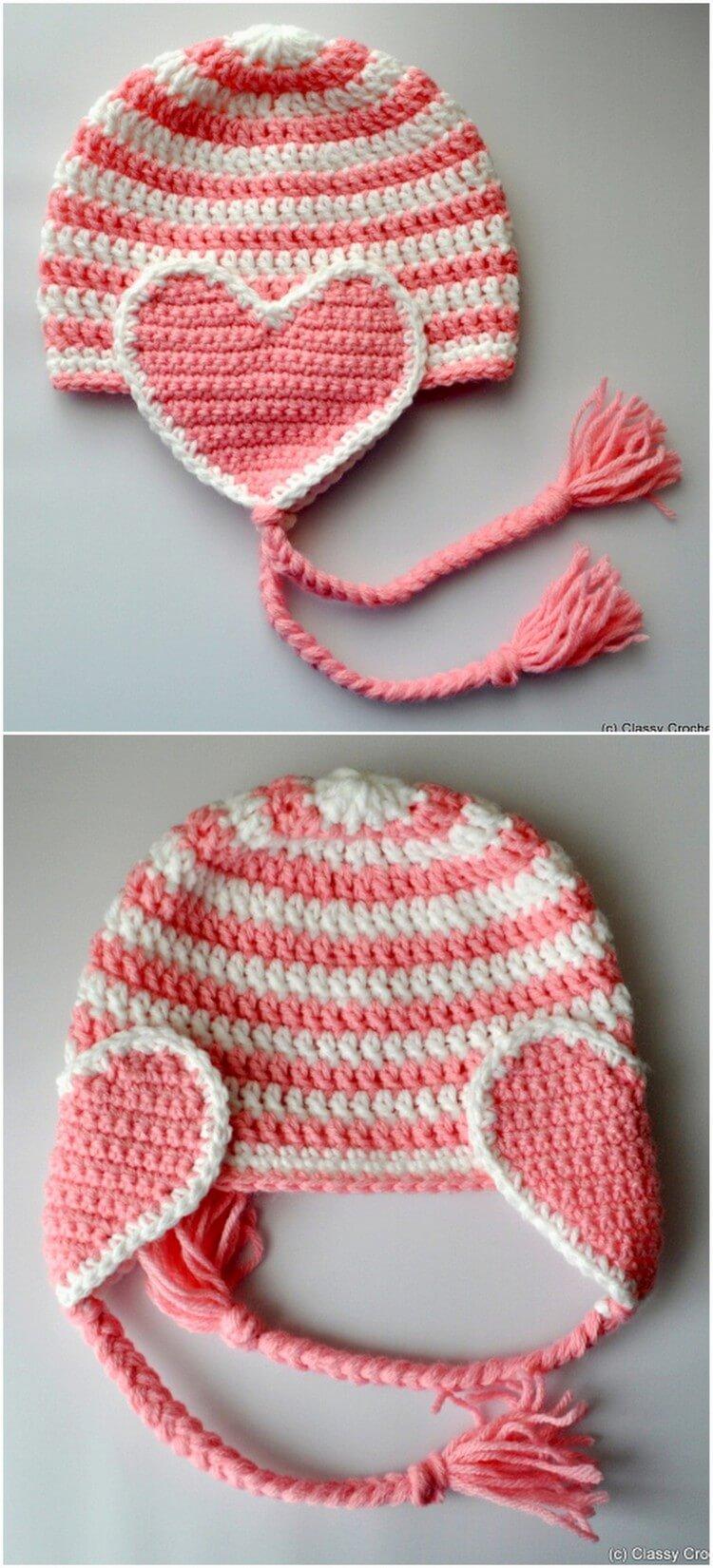 Crochet Hat Pattern (46)