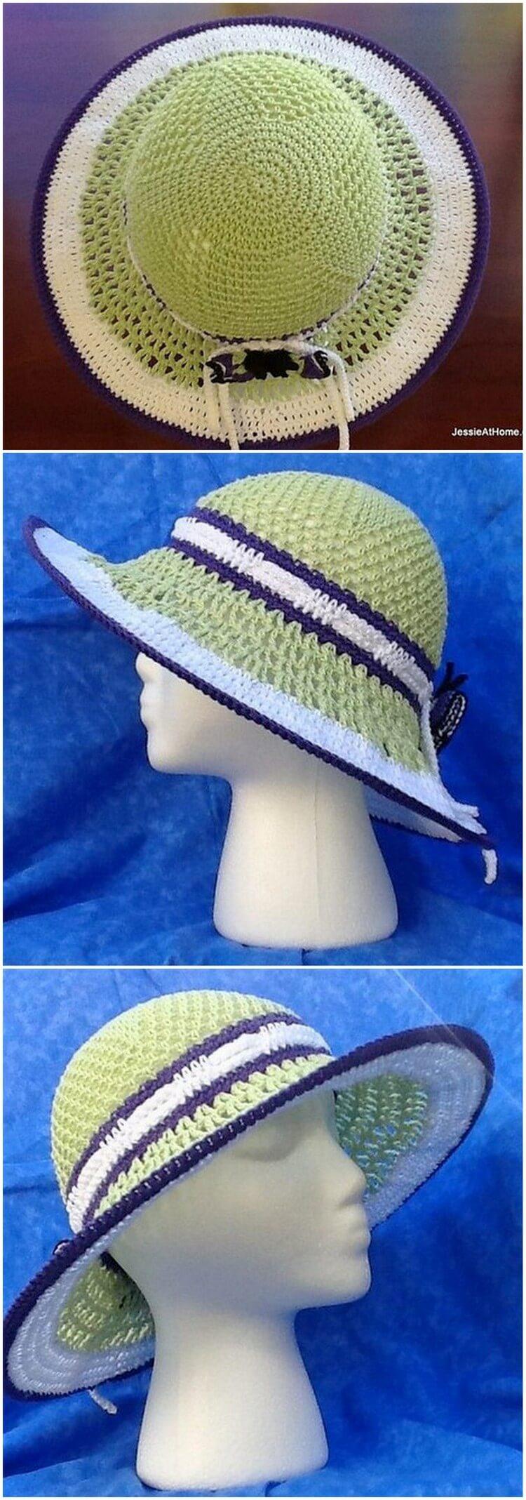 Crochet Hat Pattern (47)