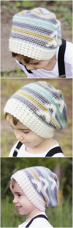 Crochet Hat Pattern (50)