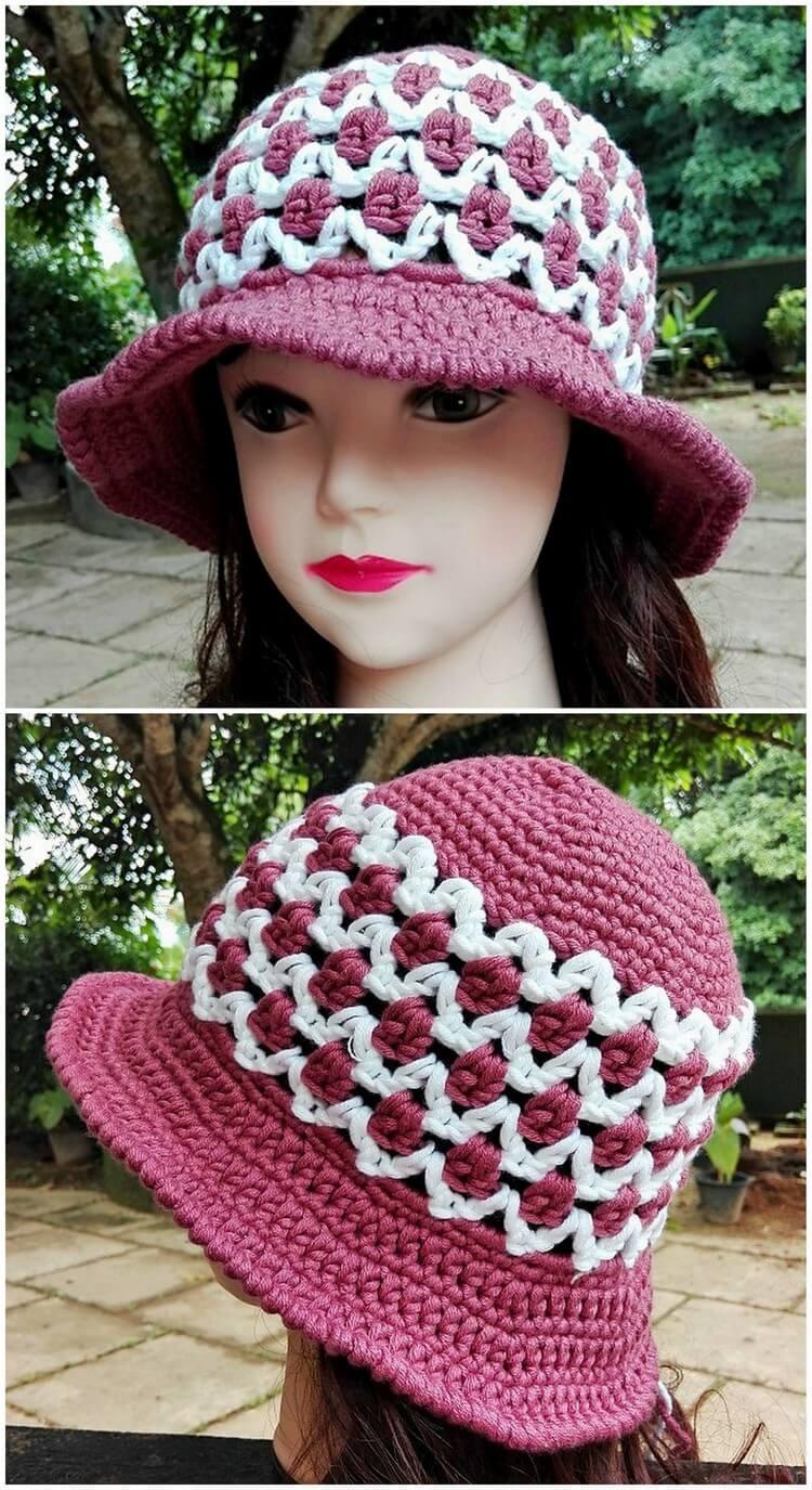 Crochet Hat Pattern (69)