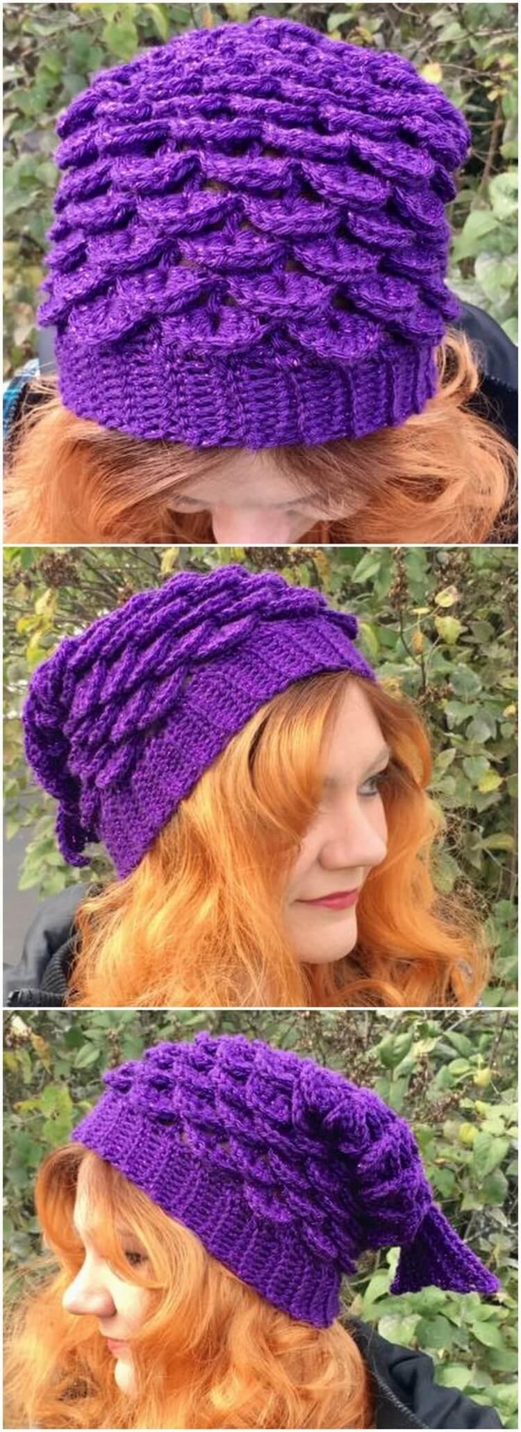 Crochet Hat Pattern (72)
