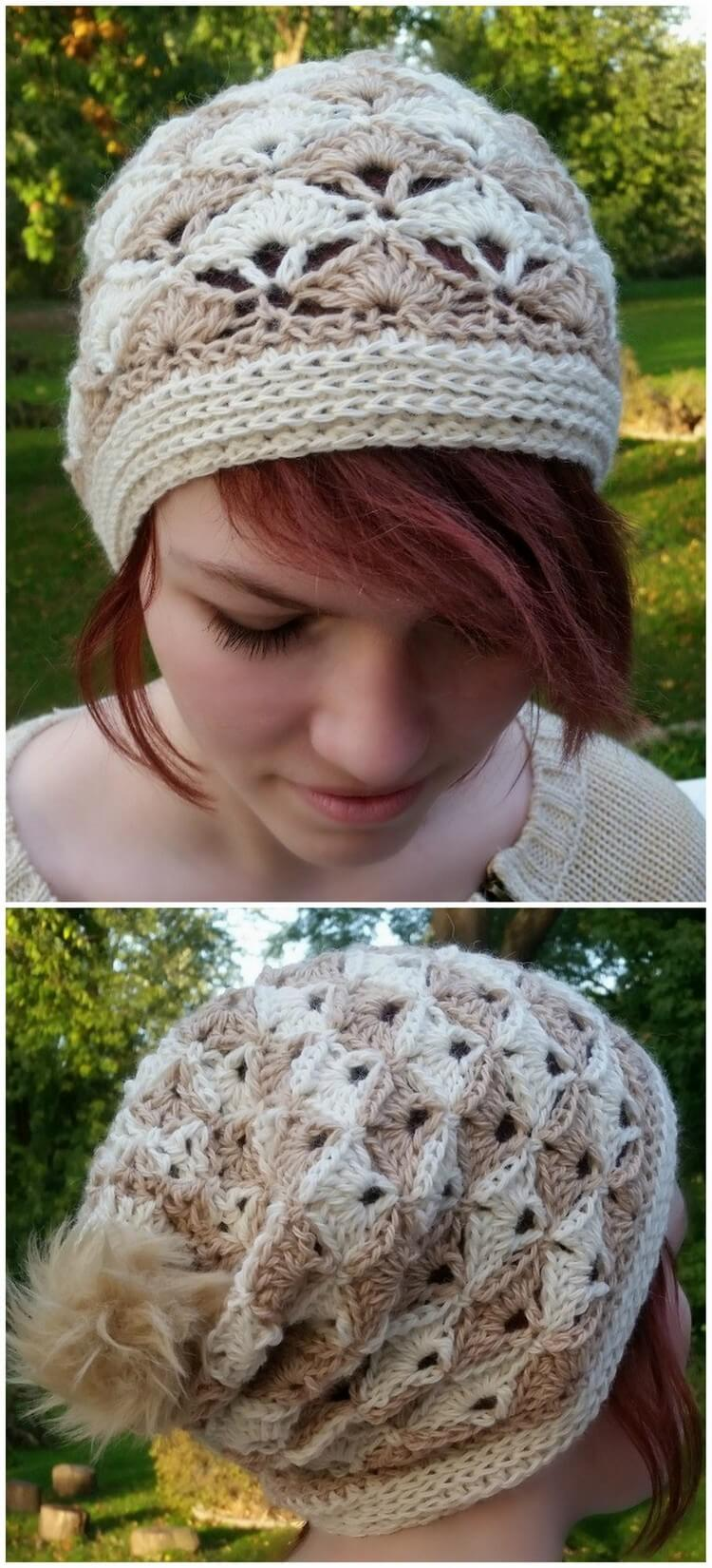 Crochet Hat Pattern (77)
