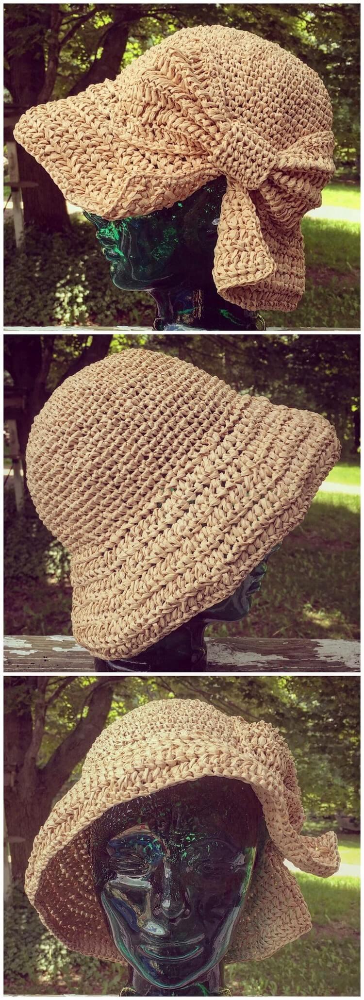 Crochet Hat Pattern (9)