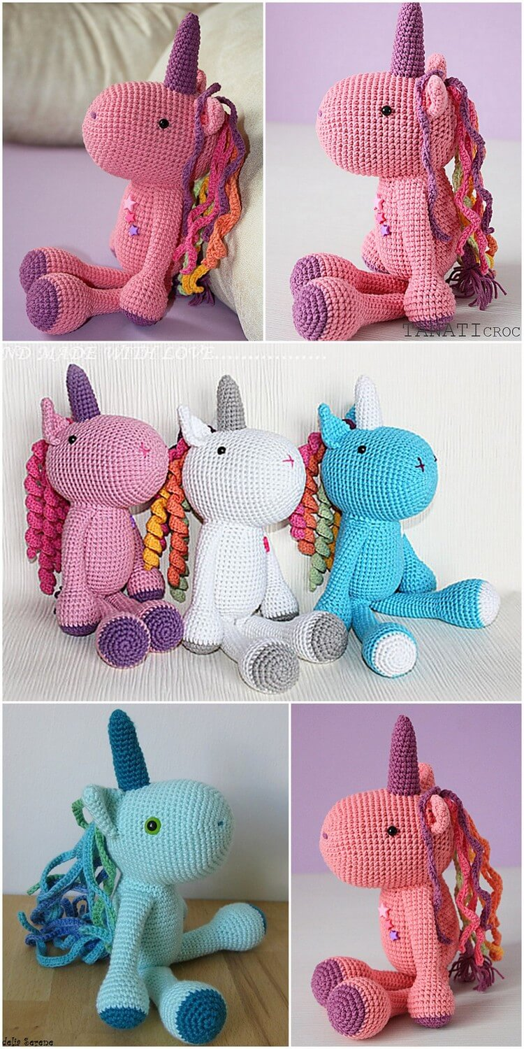 Crochet Unicorn Pattern (12)