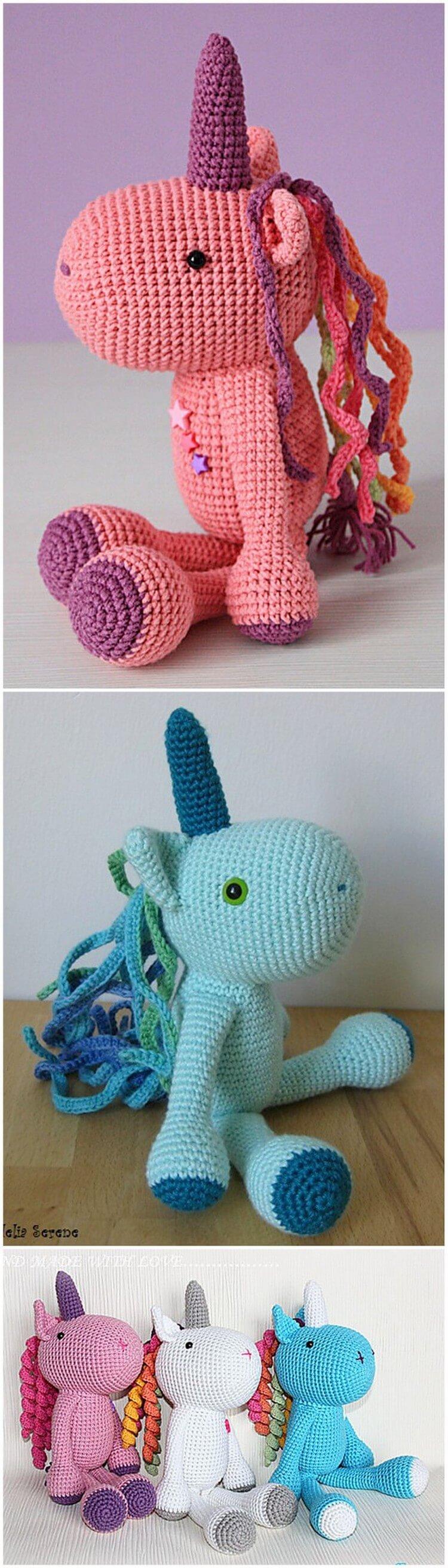 Crochet Unicorn Pattern (13)