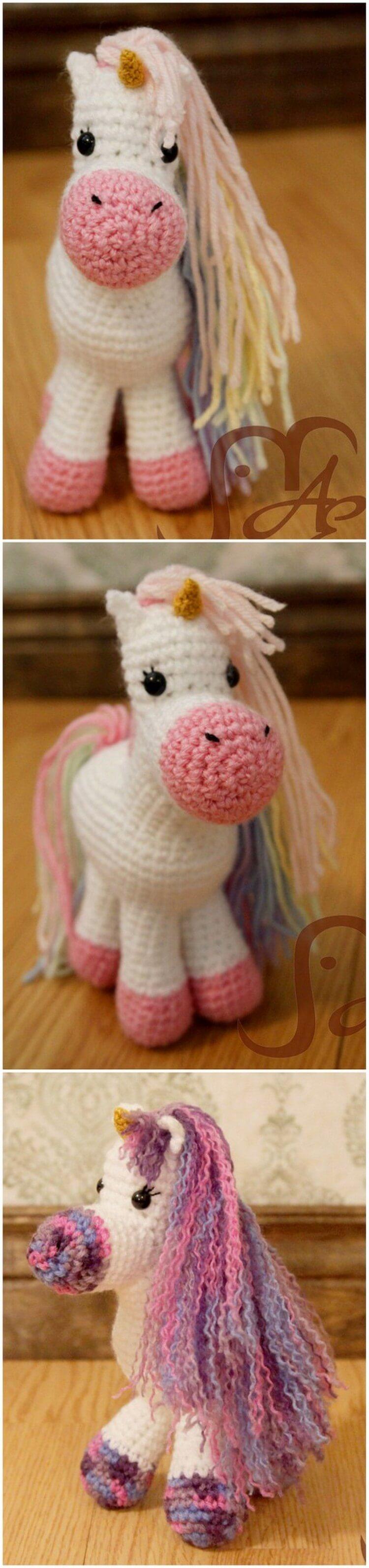 Crochet Unicorn Pattern (14)