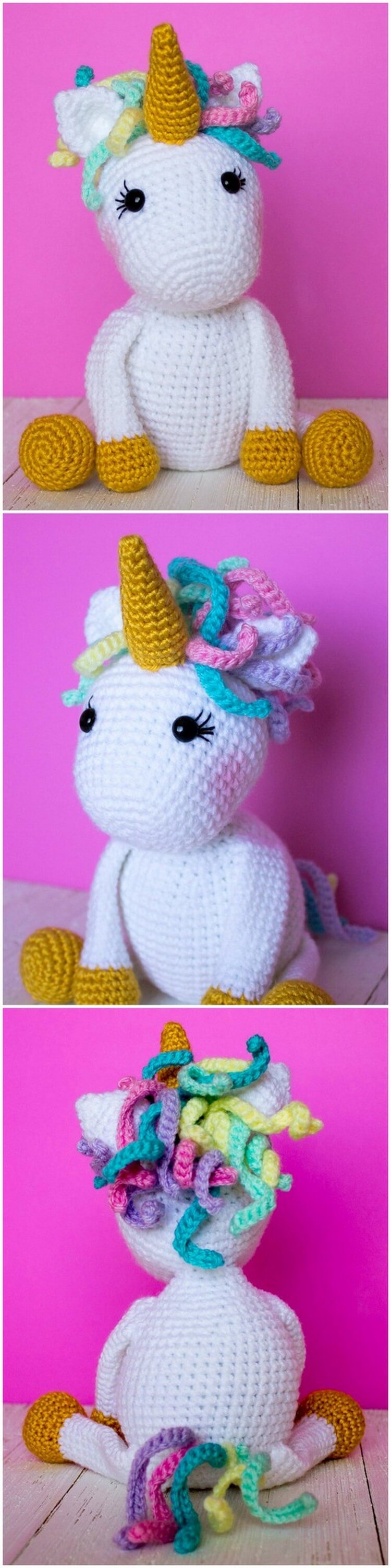 Crochet Unicorn Pattern (18)