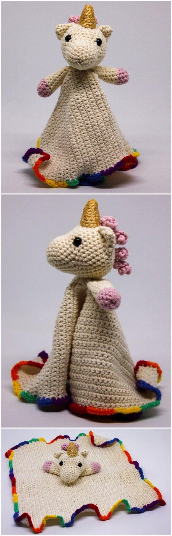 Crochet Unicorn Pattern (20)