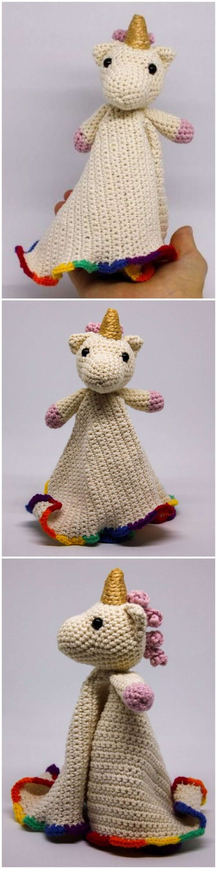 Crochet Unicorn Pattern (21)