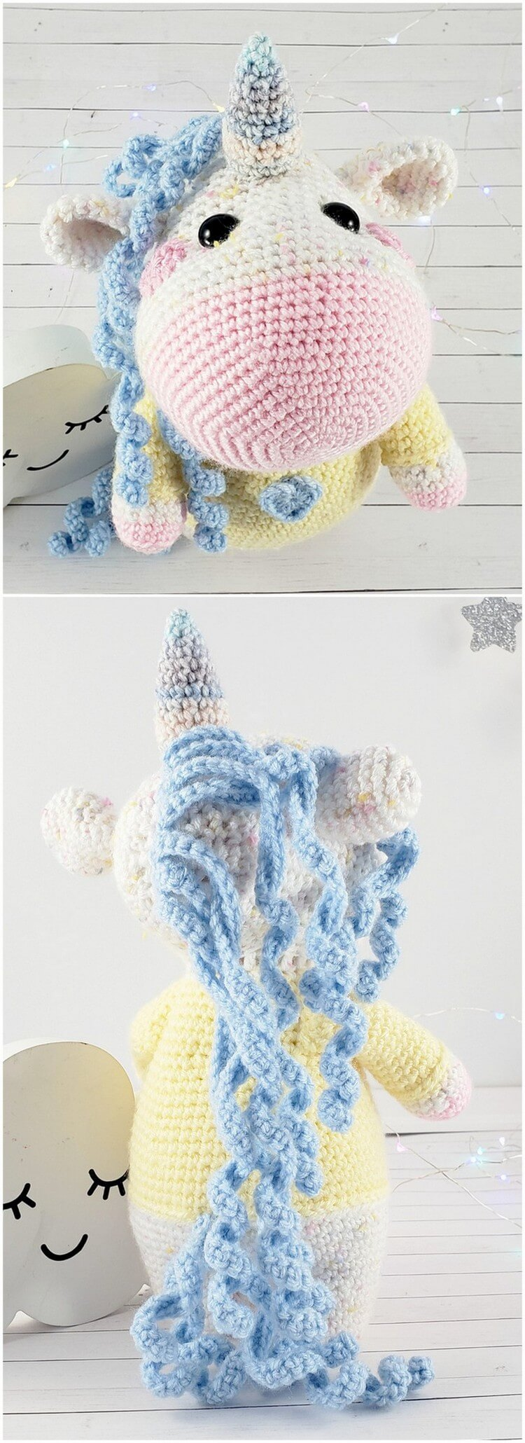 Crochet Unicorn Pattern (26)