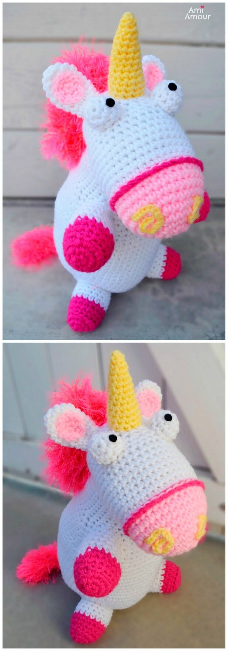 Crochet Unicorn Pattern (3)