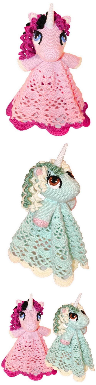 Crochet Unicorn Pattern (30)