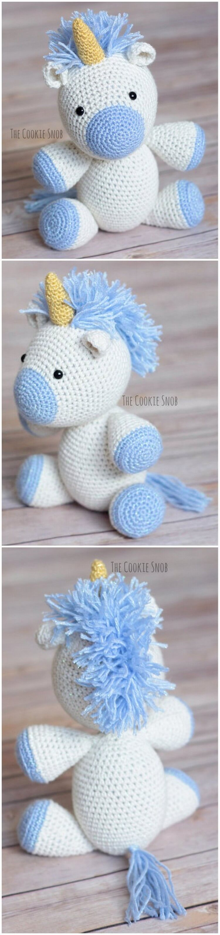 Crochet Unicorn Pattern (33)