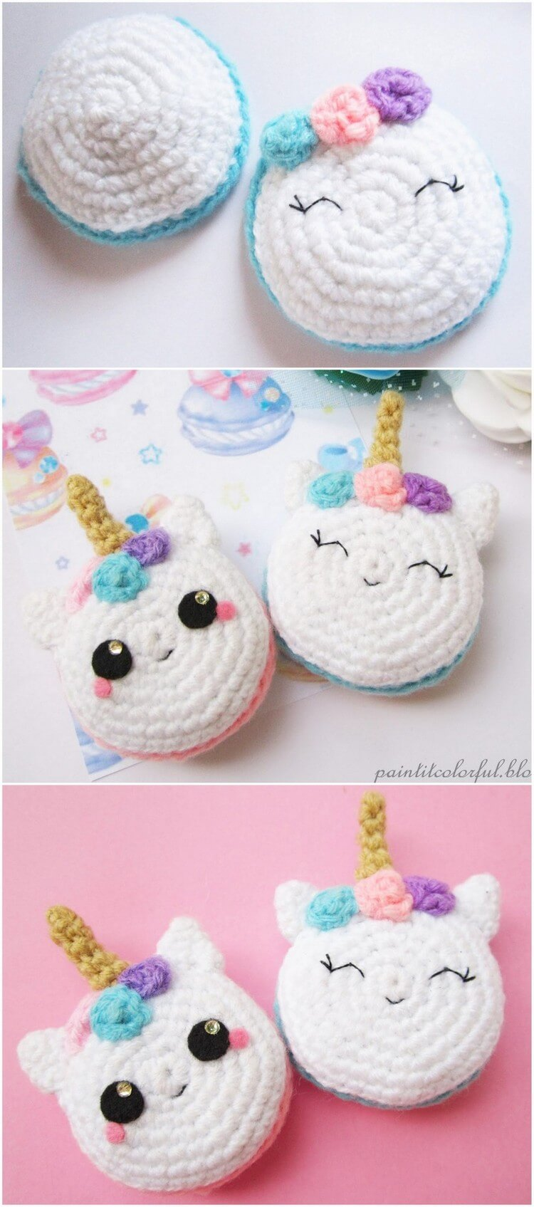 Crochet Unicorn Pattern (34)