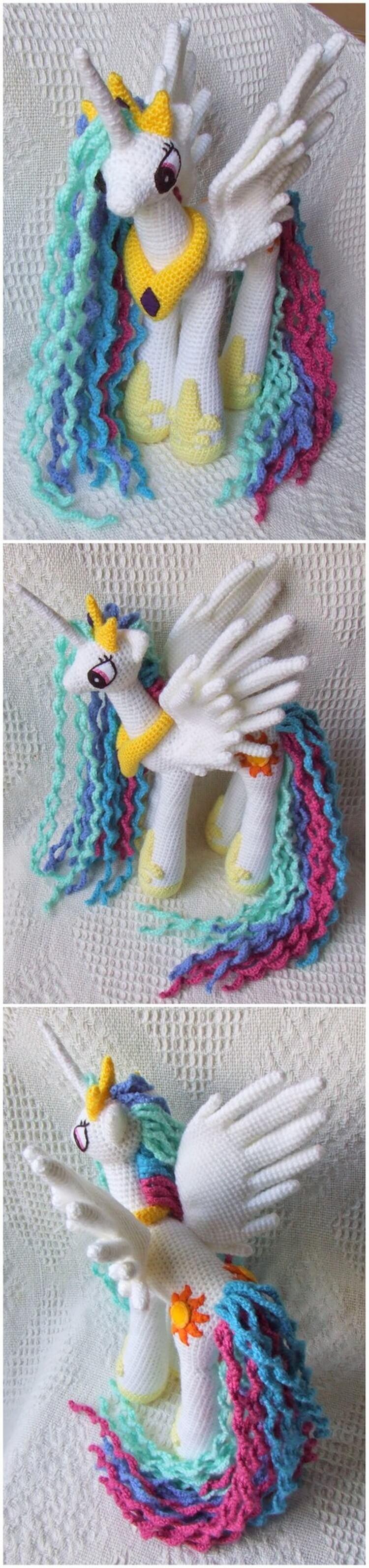 Crochet Unicorn Pattern (38)