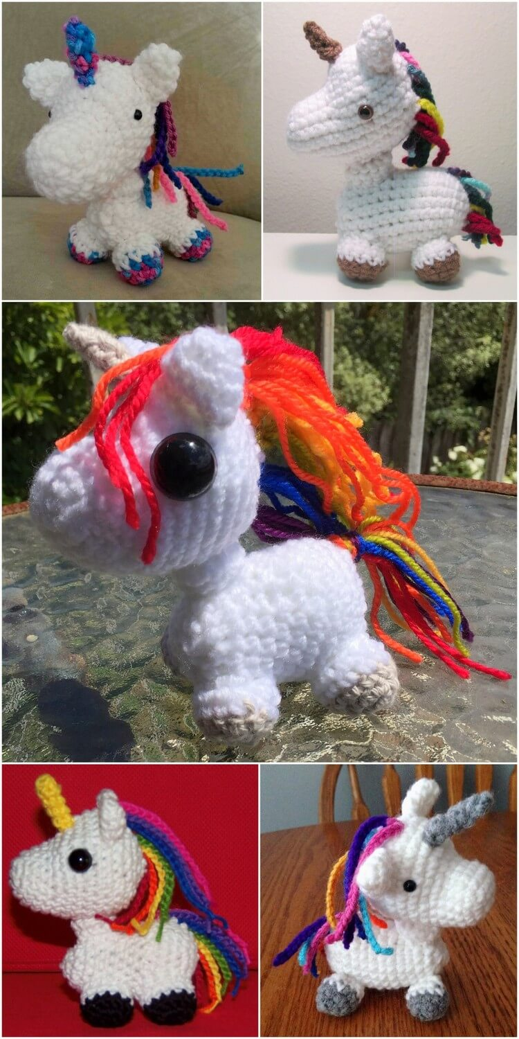 Crochet Unicorn Pattern (4)