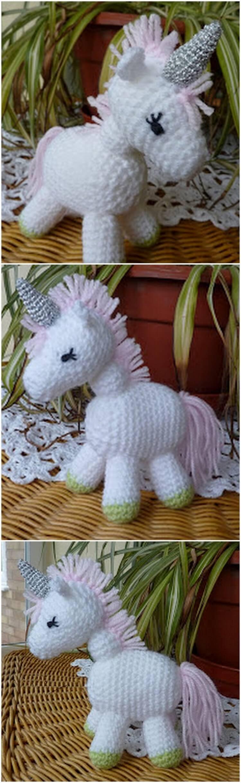 Crochet Unicorn Pattern (42)