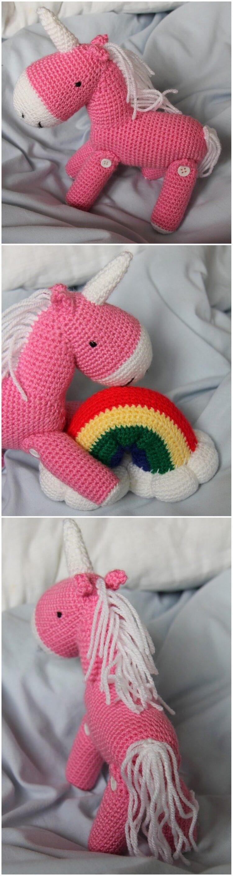 Crochet Unicorn Pattern (44)