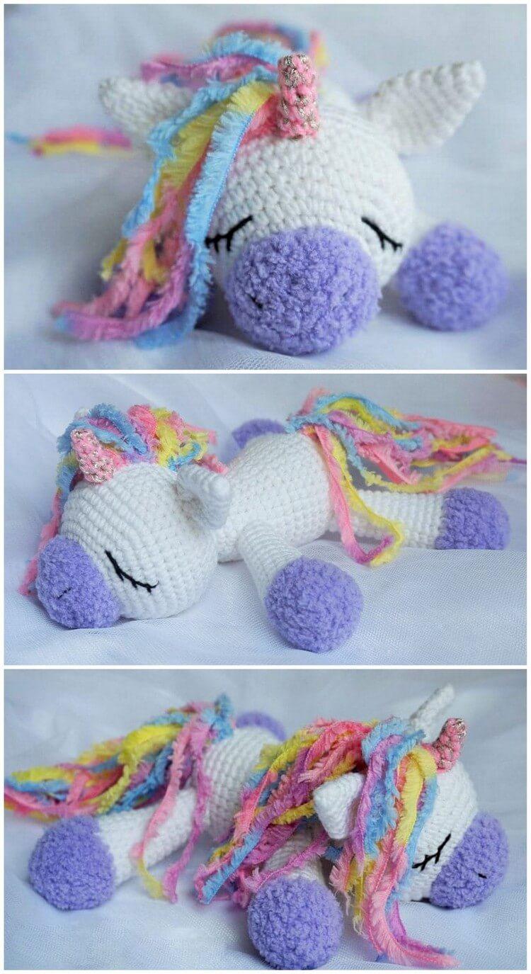 Crochet Unicorn Pattern (45)