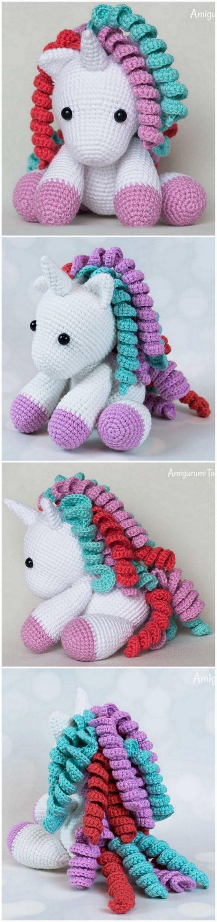 Crochet Unicorn Pattern (46)
