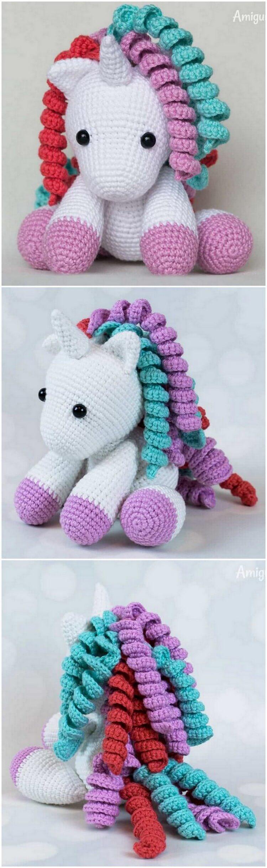 Crochet Unicorn Pattern (47)