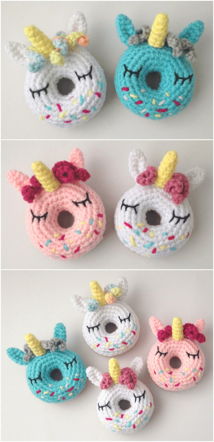 Crochet Unicorn Pattern (48)