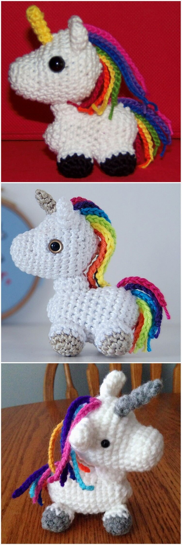 Crochet Unicorn Pattern (5)