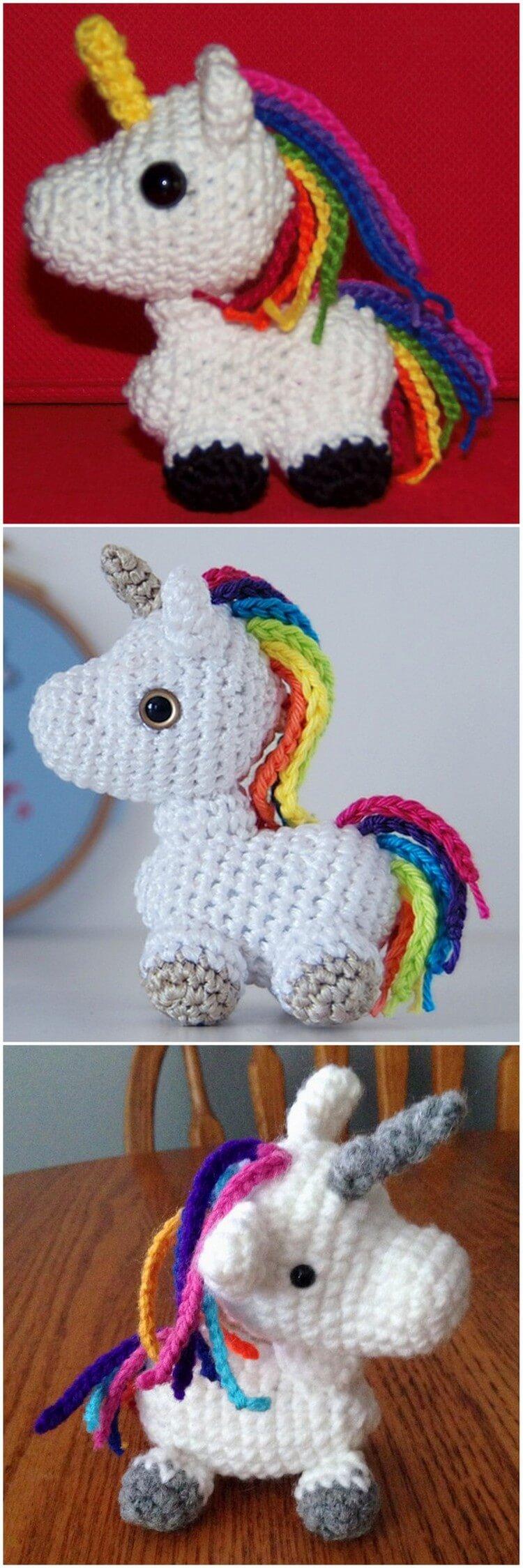 Crochet Unicorn Pattern (5)