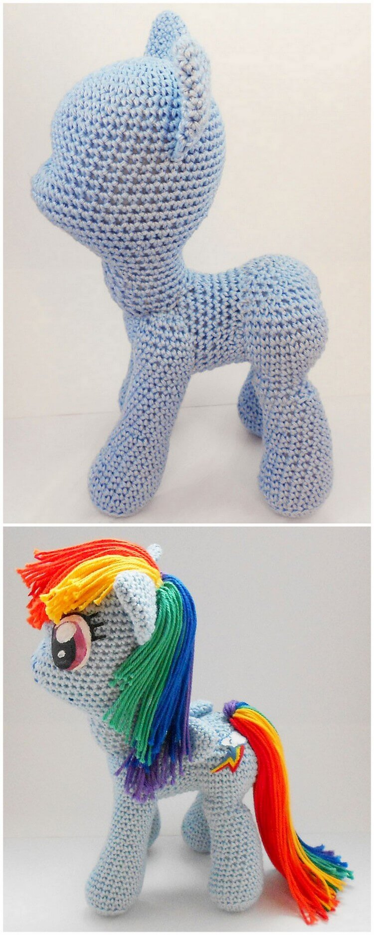 Crochet Unicorn Pattern (50)