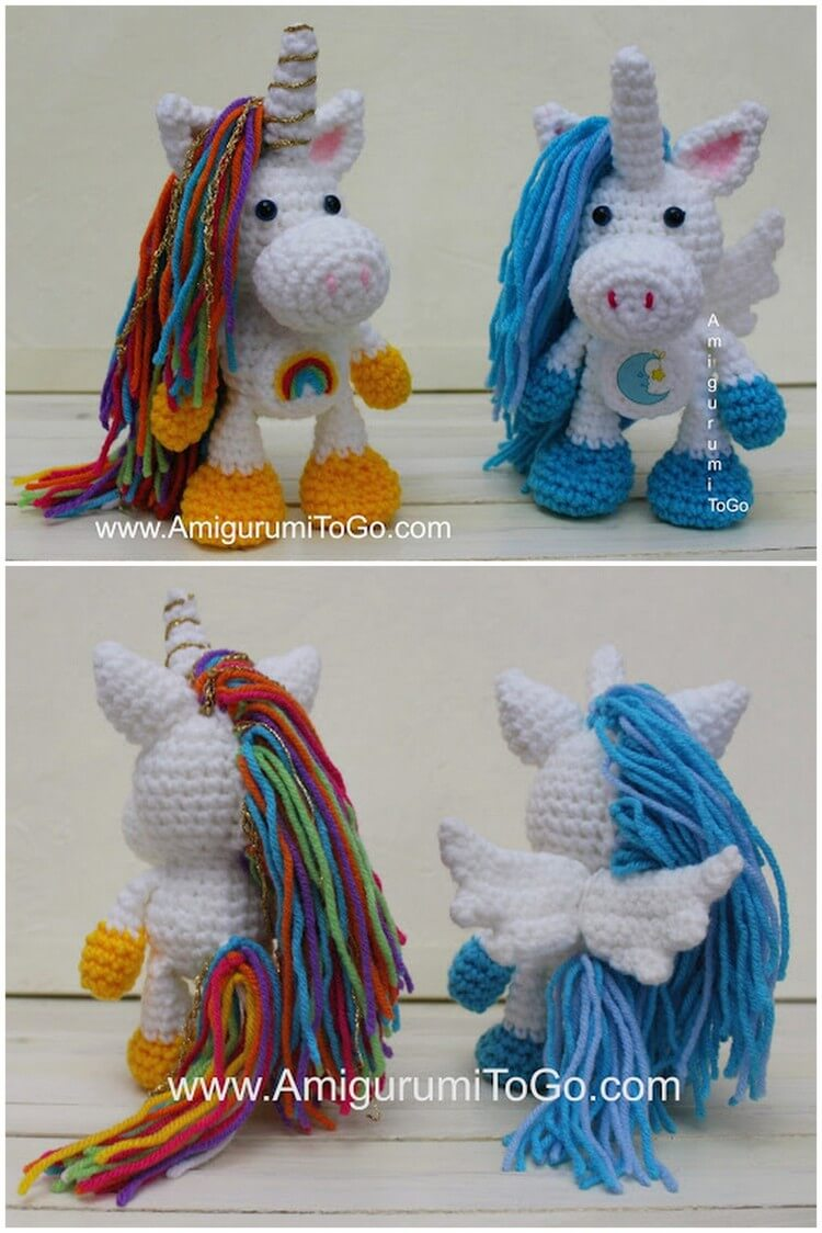 Crochet Unicorn Pattern (51)