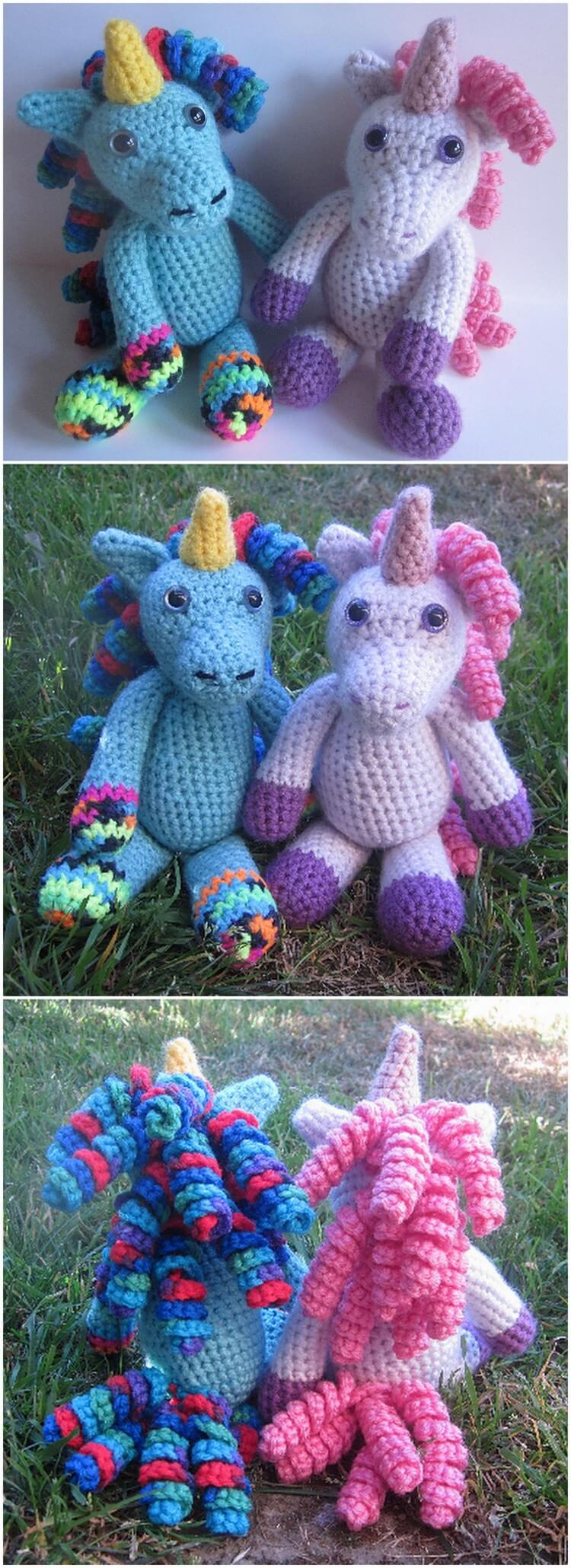 Crochet Unicorn Pattern (54)
