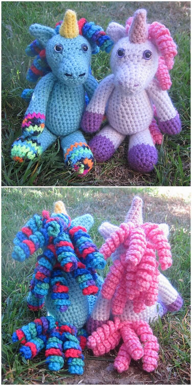 Crochet Unicorn Pattern (55)